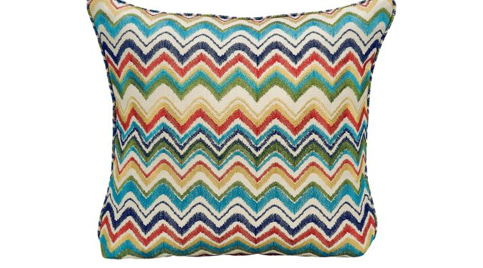 iSofa Missy Multi Accent Pillows (Set of 2) 100% Polyester