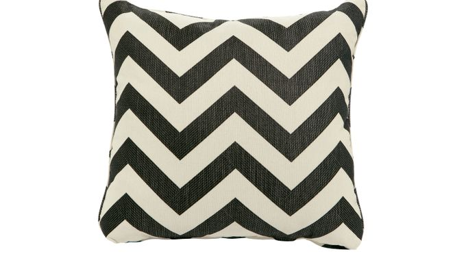 iSofa Vibes Midnight Accent Pillows (Set of 2) 100% Polyester