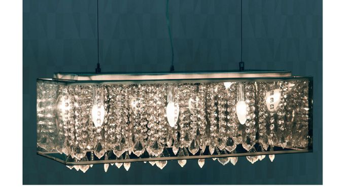 Blast Chandelier - Traditional