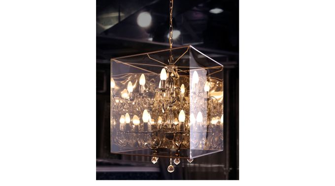 Centurion Chandelier - Transitional