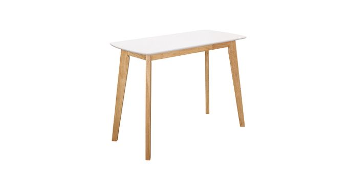 Lestre White Desk - Traditional
