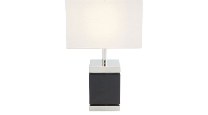 Gailee Black Lamp - Table