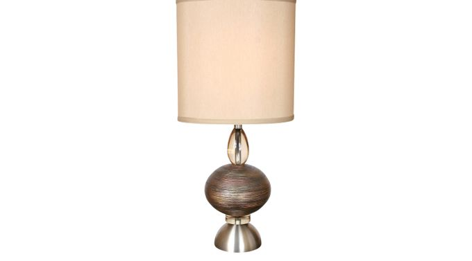 Kenlee Copper Table Lamp - Contemporary