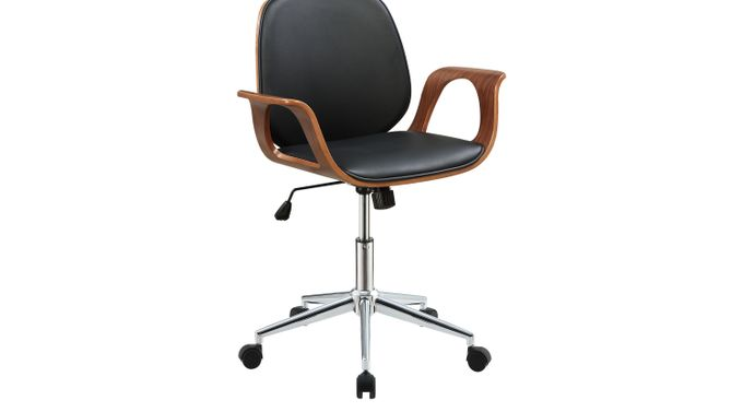 Wender Black Desk Chair