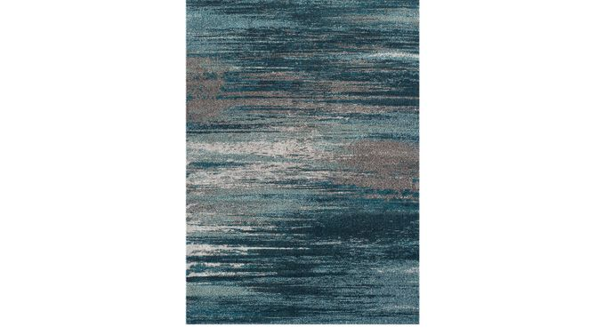 Bartley Teal 7'10 x 10'7 Rug