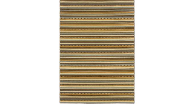 Bruni Gray 7'10 x 10'10 Indoor/Outdoor Rug