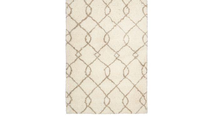 Galway Ivory (off-white)  5' x 7' Rug