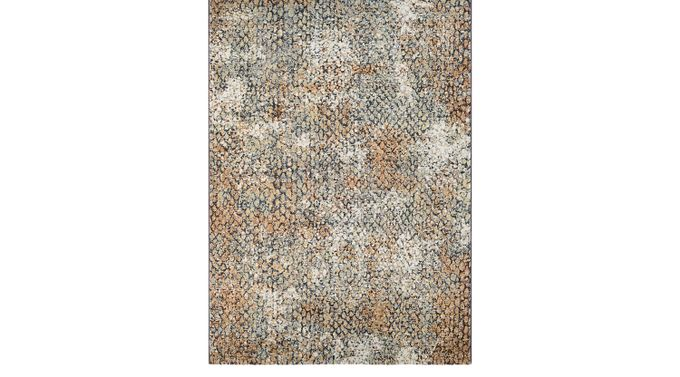 Jefflin Brown 3'11 x 5'3 Rug
