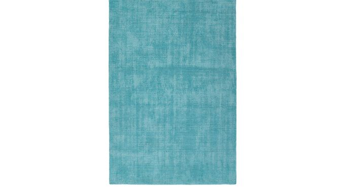 Lauderdale Blue 5' x 7'6 Indoor/Outdoor Rug - Casual