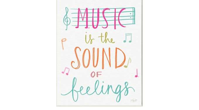 Kids Music is the Sound of Feelings Artwork