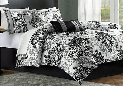 bed bell gray sets buy iclasses org bedding from beyond bath comforter king grey and blue
