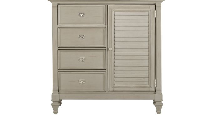 Belmar Gray Bureau - Traditional
