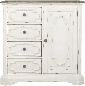 Transitional Style Chest of Drawers