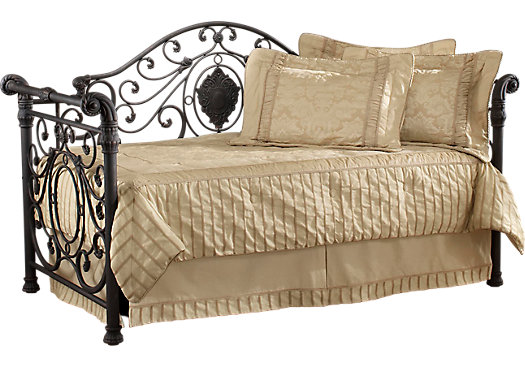 French Quarter Metal Daybed
