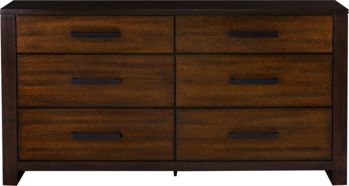 Abbott Hazelnut Dresser - Contemporary