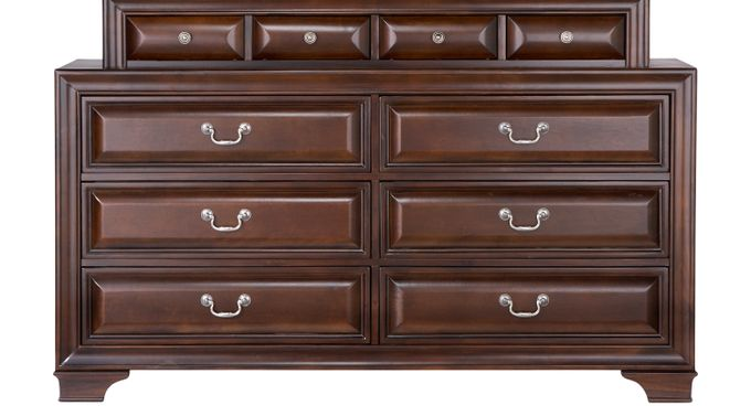 Mill Valley II Cherry Dresser - Traditional