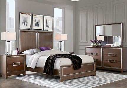 Newbury Park Contemporary Bedroom Furniture Collection