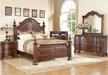 Cortinella Traditional Bedroom Furniture Collection