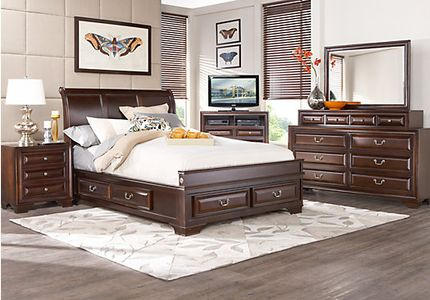 Bedroom Furniture Traditional mill valley traditional bedroom furniture collection