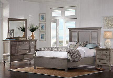 Belmar Coastal Bedroom Furniture Collection