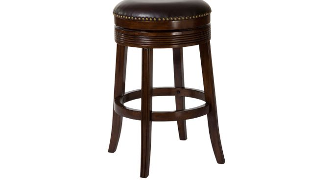 Tillman Espresso (dark brown)  Counter Height Stool - Traditional