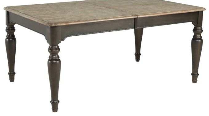 Arbor Ridge Cherry Dining Table - Leg - Transitional