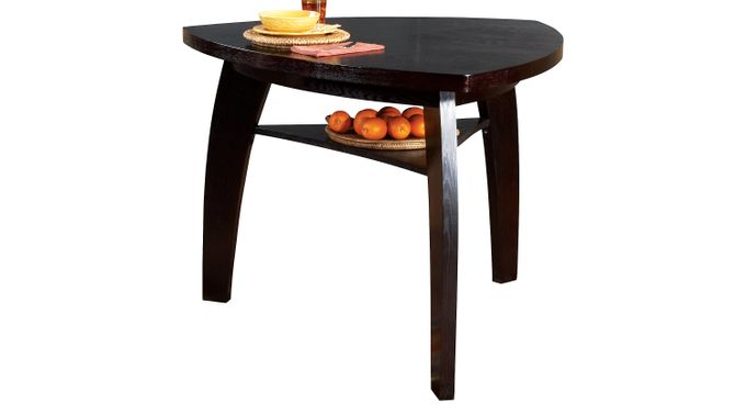 Noah Chocolate (brown)  Bar Height Dining Table - Casual