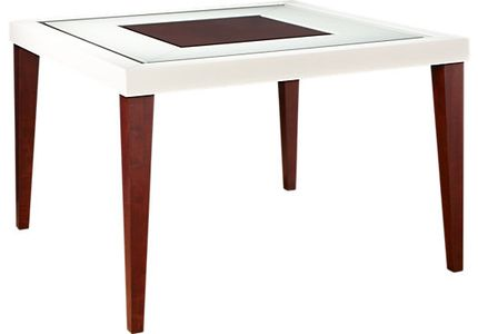Sofia Vergara Savona Cherry Square Counter Height Dining Table