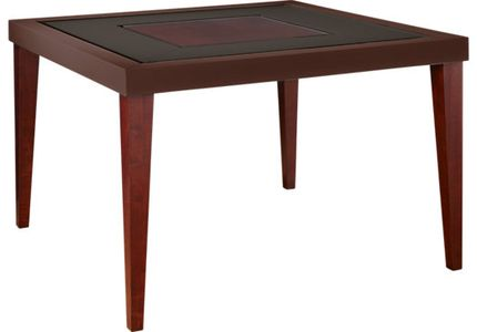 Sofia Vergara Savona Chocolate Counter Height Dining Table
