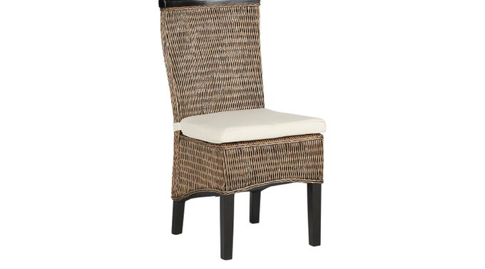 Abaco Rattan Side Chair - Casual