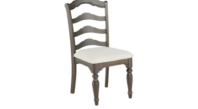 Arbor Ridge Cherry Side Chair - Transitional