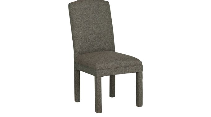 Auburndale Gray Side Chair - Contemporary, Polyester