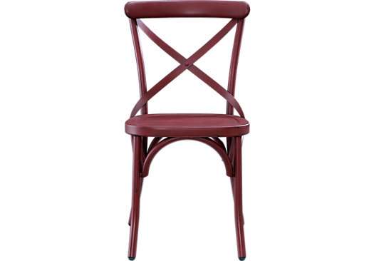 Caden Red Dining Chair