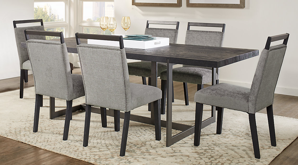picture of the Amsterdam Avenue dining room set