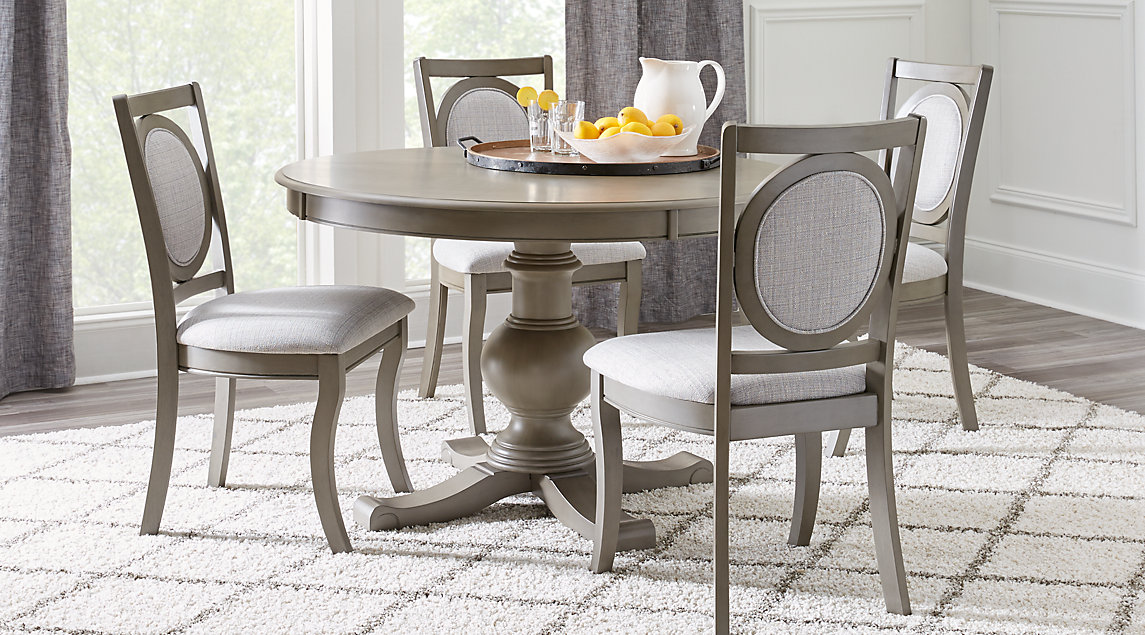 Picture of the Emory Heights dining room set.