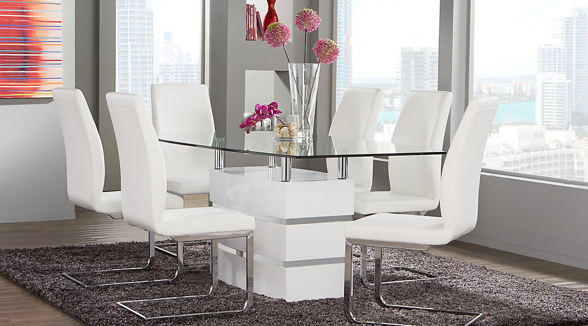 picture of the Tria dining room set