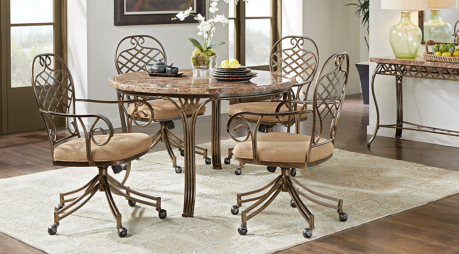 picture of the Alegra dining room set
