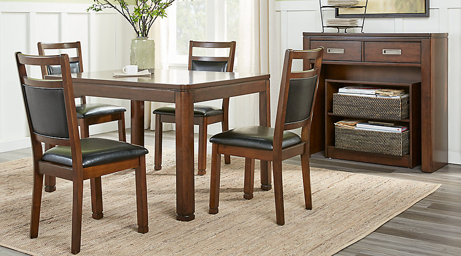 picture of the Sutter Place dining room set