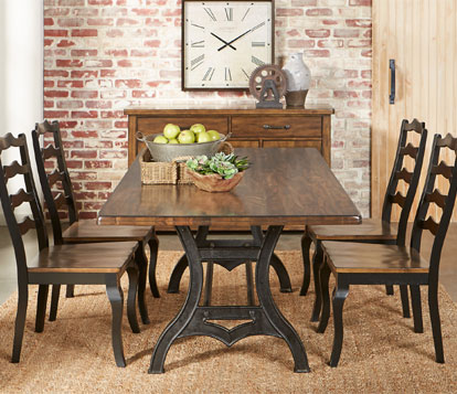 When Ing A Drop Leaf Table Of Any Shape Make Sure The Room Is Able To Accommodate Change In Dining Size