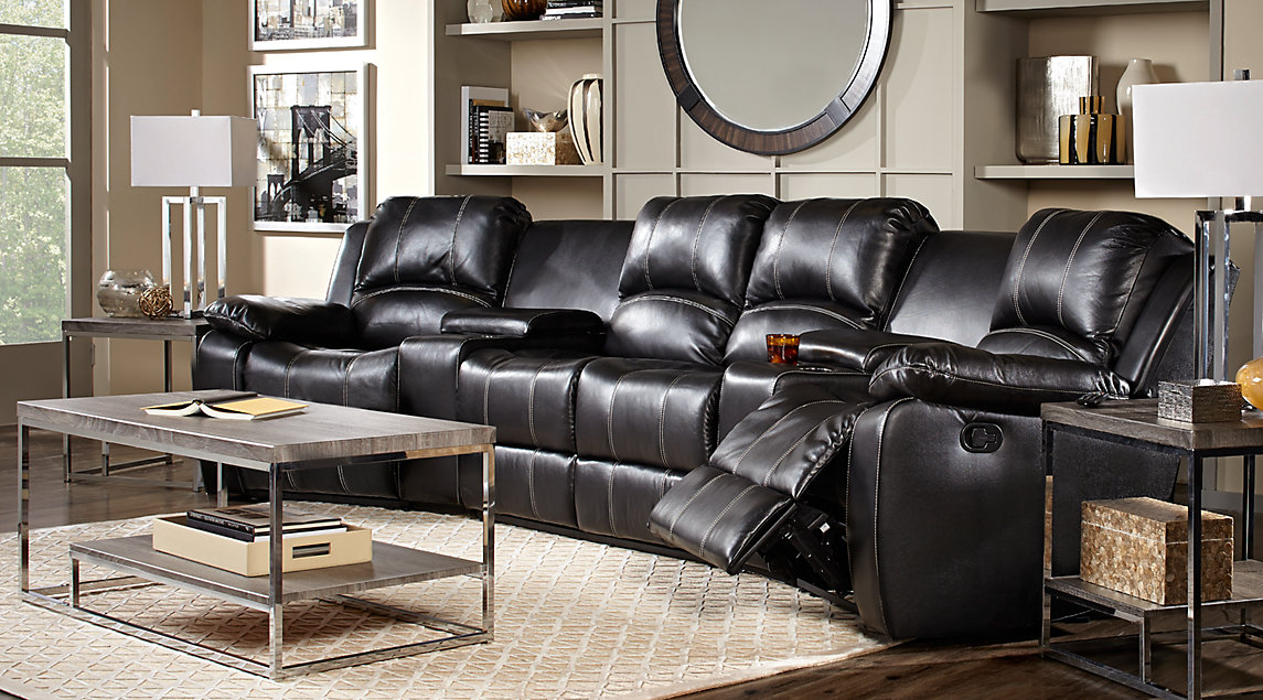 Black Brown Amp Charcoal Living Room Decorating Ideas