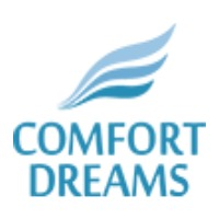 Image of the Comfort Dreams mattress logo