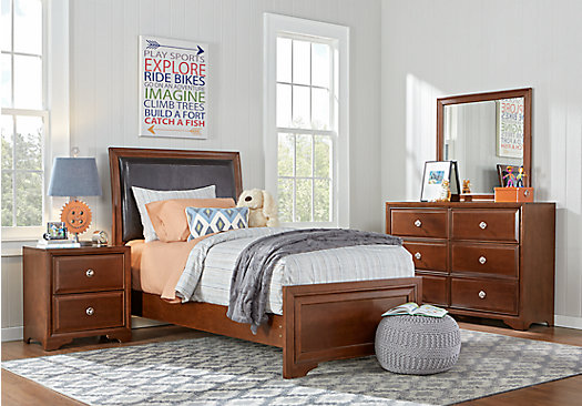 5 Piece Bedroom Sets Shop Five Piece Bedroom Furniture Sets