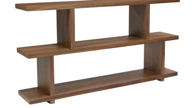 Ankerville Brown  Bookcase - Traditional