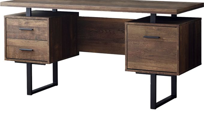 Wisterwood Brown Desk - Contemporary