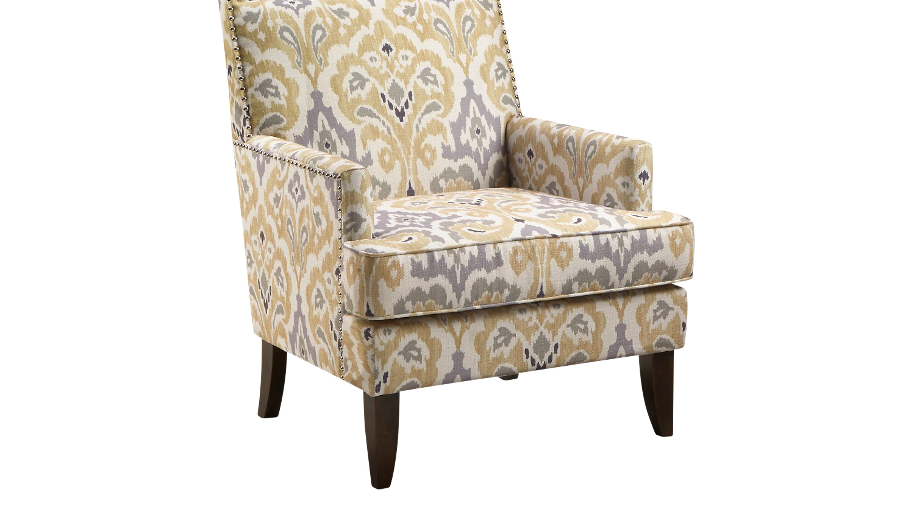 Marvelous Aubinwood Yellow Accent Chair