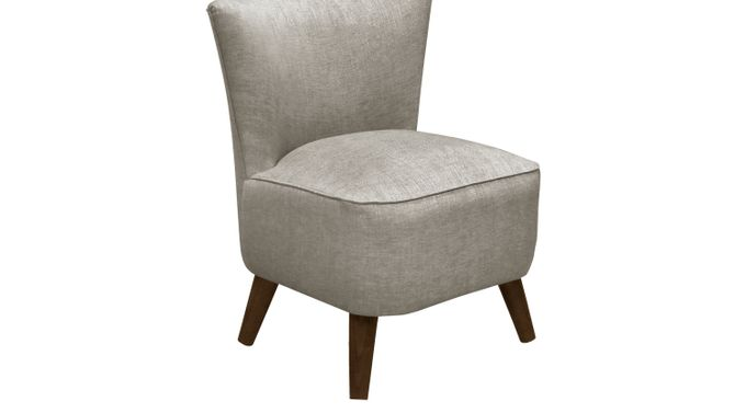 Aviana Pewter (dark gray)  Chair - Contemporary