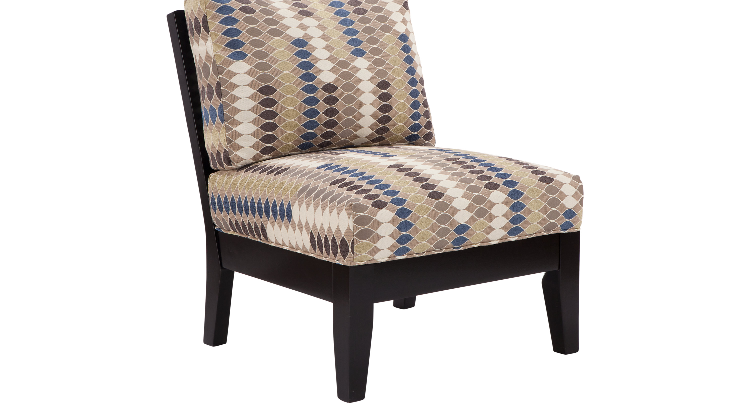 Charmant $349.99   Buckshot Azure Brown Accent Chair   Upholstered   Transitional,  Chenille