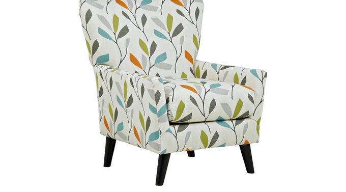 Cobble Heights Accent Chair - Classic - Contemporary, Polyester
