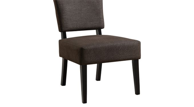 Crestover Brown Accent Chair - Upholstered - Contemporary, Polyester