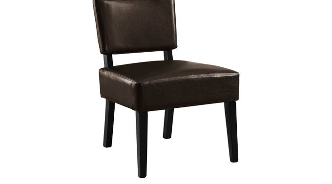 Crestover Chocolate (brown)  Accent Chair - Upholstered - Contemporary, Cotton